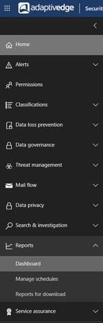 Malware Detection Navigation