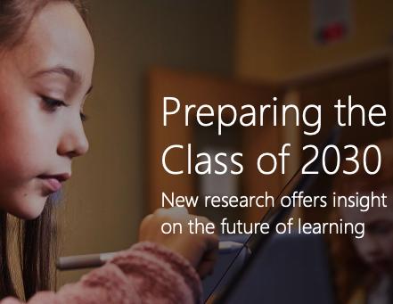 Class of 2030 Blog